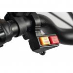 ekstremanlna hulajnoga elektryczna-techlife x7 przyciski